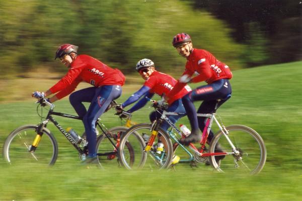 Ciclo escursionismo Parma MTB